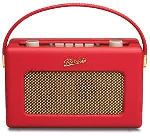 Roberts Revival RD60 FM/DAB/DAB+ Digital Radio - Red