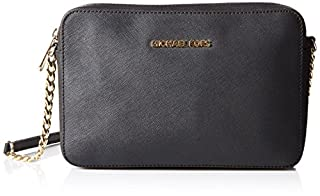 Michael Kors Jet Set Large, Borsa a tracolla Donna, Nero (Black), 5x15x20 cm (W x H x L) (B00HQEUEAE) | Amazon Products