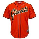 Majestic MLB San Francisco Giants coolbase Maillot Alternate Orange, orange