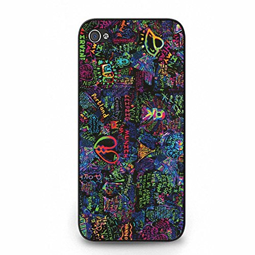 Coque Samsung Galaxy S5 I9600 Coldplay Hybrid Cover Shell Stylish Bright Design Britpop/Alternative Rock Band Coldplay Phone Case Cover for Coque Samsung Galaxy S5 I9600,Cas De Téléphone