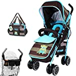 iSafe Optimum Stroller i DiD iT Design + Changing Bag + Parent Console