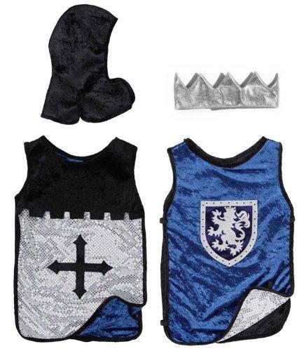 Great Gizmos wendbar King und Knight - Königin Der Schwerter Mittelalter Kostüm