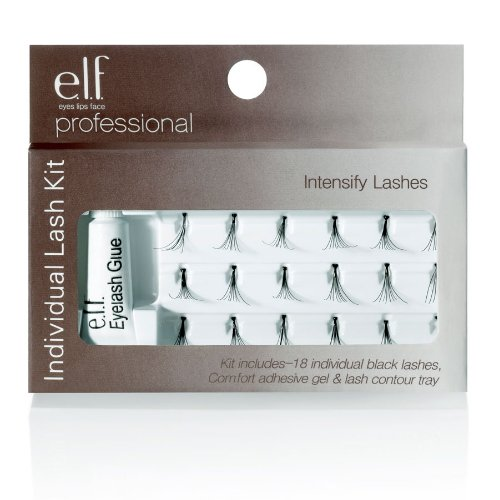e.l.f. Essential Individual False Lashes - Individual Black