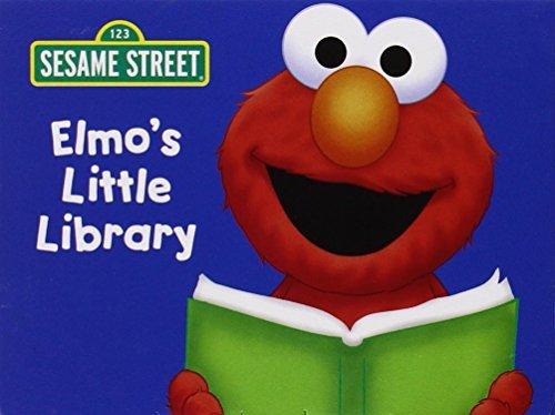 Elmo's Little Library (Sesame Street) by Sarah Albee (2013-07-23)