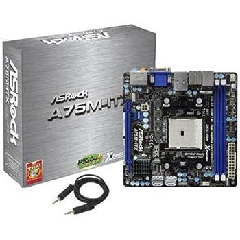 ASRock A75M-ITX Carte mère AMD Mini ITX Socket FM1
