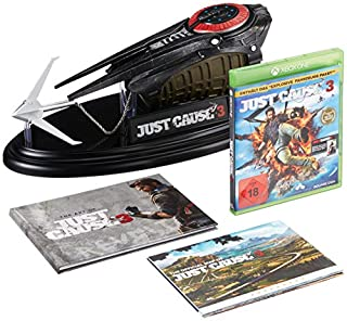 Just Cause 3 - Collector's Edition (B011LBHK5Y) | Amazon price tracker / tracking, Amazon price history charts, Amazon price watches, Amazon price drop alerts