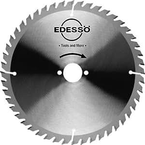 Edessö Lame de scie circulaire pour bois dur HW 185 x 2,4mm / 1,4 x 20mm 22 dents alternées