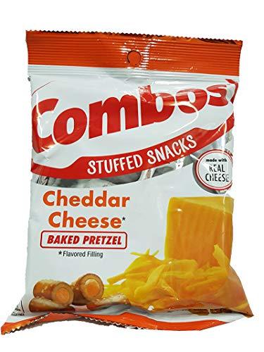 Combos Cheddar Cheese Pretzels 6.3 OZ (178.6g)