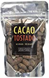 Fabrica de Chocolate Momotombo - Fave di Cacao Tostate non Pelate - Cacao Nicaragua 100% - 3x100gr