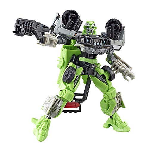 Hasbro Transformers Generations: Studio Series 16 Deluxe Class Movie 3 Autobot Ratchet