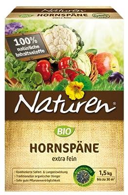Naturen Bio Hornspäne - 1,5kg von Substral - Du und dein Garten