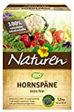 Naturen  Bio Hornspäne - 1,5kg