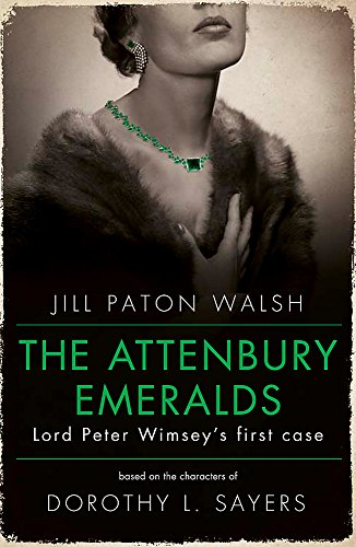 The Attenbury Emeralds (Buch Patons)