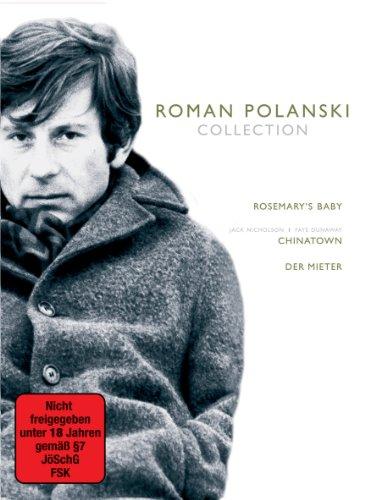 Bild von Roman Polanski Collection [3 DVDs]