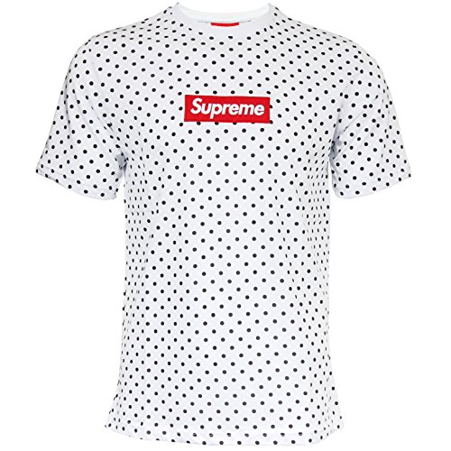 Supreme Italia Men's Shirt - White - Small