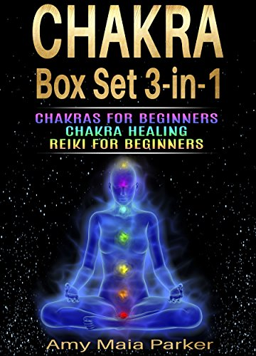 Chakras: Chakra Box Set 3-in-1: Chakras for Beginners ...