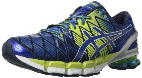 asics-mens-gel-kinsei-5-running-shoes-uk-5-uk-navy-royal-lime