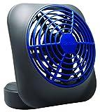 O2COOL FD05006 5 Portable Volcano Fan, D...