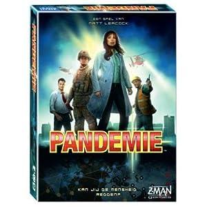 Z-Man Games Pandemic Niños y Adultos Viajes/Aventuras - Juego de Tablero (Viajes/Aventuras, Niños y Adultos, 45 min, Niño/niña, 8 año(s), Holandés)