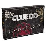 Game Of Thrones Juego de Tronos - Cluedo versión EN INGLÉS (Talla Única/Multicolor)
