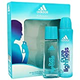 Adidas Pure Lightness For Women Set Edt 50 ml + Deodorant 150 ml