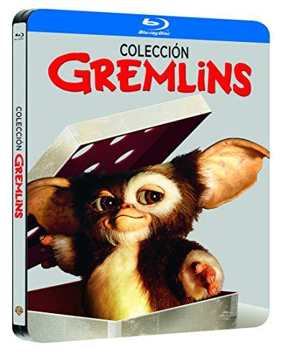 Pack Gremlins 1+2 Black Metal Edition Blu-Ray [Blu-ray]