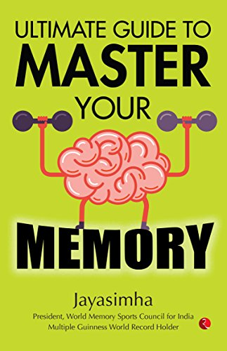 ultimate guide to master your memory ebook jayasimha amazon in