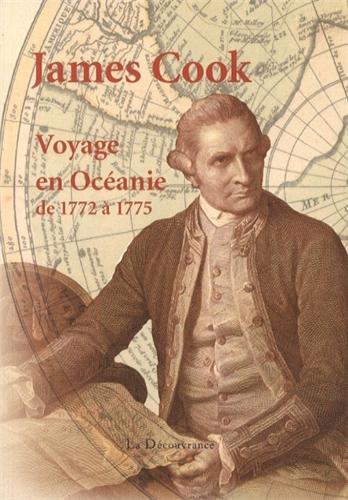 Voyage en Oceanie de 1772  1775