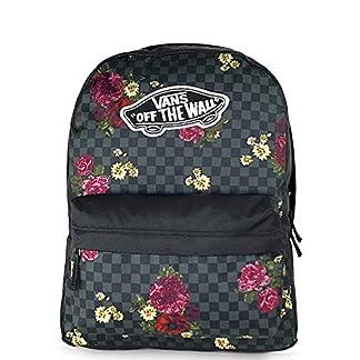 51%2BOQkAEsSL. SS324  - VANS Realm Backpack- Botanical Check VN0A3UI6UWX1