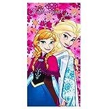 Disney Frozen Elsa und Anna Handtuch Wasser saugfähig