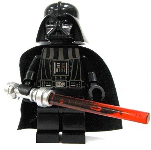 Lego Star Wars Figurine Dark Vador avec sabre laser rouge