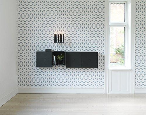 By Lassen Schrankmodul Frame 35, ohne Tür (schwarze Esche) - 3