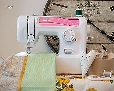 Brother 4977766715317 - Máquina de coser x14 de SHOPTY