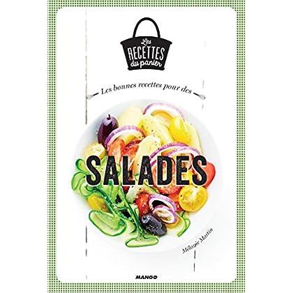 Les bonnes recettes pour des salades (Les recettes du panier)