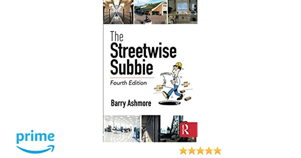the streetwise subbie 4th edition