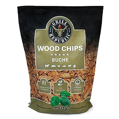 Grill Republic Räucherchips in Premium Qualität