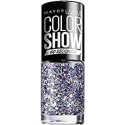 Maybelline New York Color Show Street Artist Top Coat 02 White Splatter