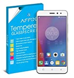 #10: Affix Premium Tempered Glass for Lenovo K6 Power with installation Kit