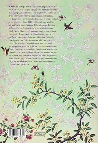 De la cale au paravent : Importation, commerce et usages des papiers peints chinois au XVIIIe siècle
