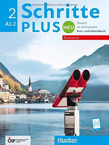Schritte plus Neu 2 – Österreich: Deutsch als Zweitsprache / Kursbuch + Arbeitsbuch mit Audio-CD zum Arbeitsbuch (Schritte plus Neu - Österreich)