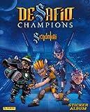 Desafío Champions Sendokai - Blíster con 10 sobres de cromos (Panini 002653BLIE)