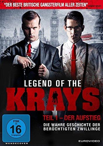 Preisvergleich Produktbild Legend of the Krays - Teil 1 Der Aufstieg
