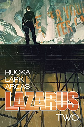Lazarus Volume 2: Lift