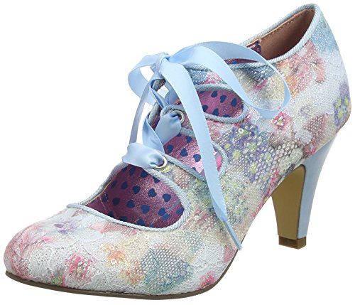 Joe Browns Dream A Little Dream Shoes, Mary Jane femme Blue (a-blue Multi)
