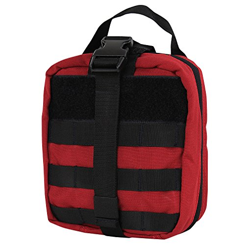 Condor Rip-Away EMT Tasche Rot (Elastic Double Pull)
