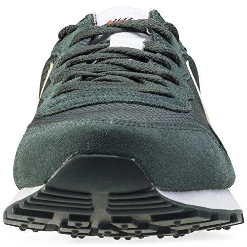 Nike 827921-302, Chaussures de Sport Homme Vert