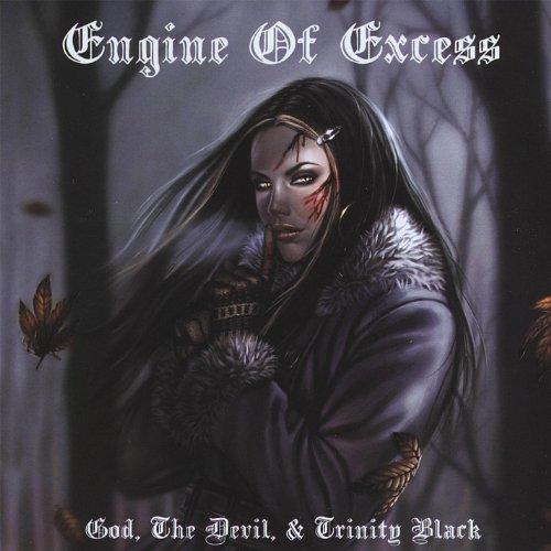 God, the Devil, & Trinity Black (Mortis Engine)