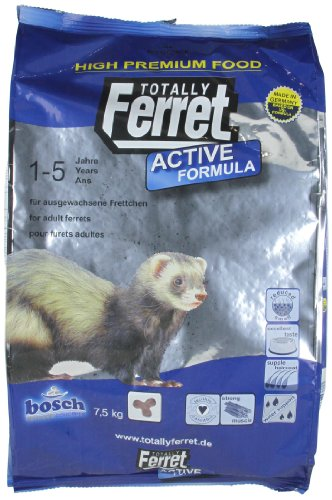 bosch Totally Ferret Active