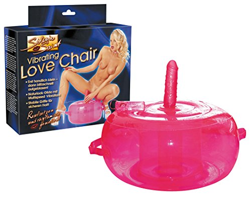 "Silvia Saint ""Love Chair"""