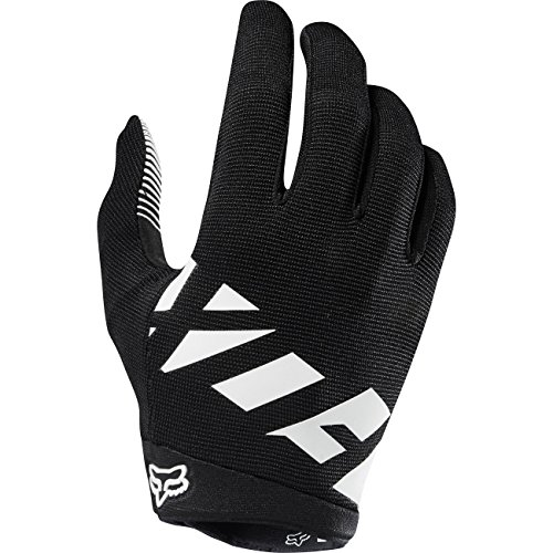 FOX Ranger Glove, Schwarz/Weiß, Größe M